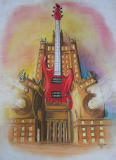 Design for Hard Rock Cafe Warsaw